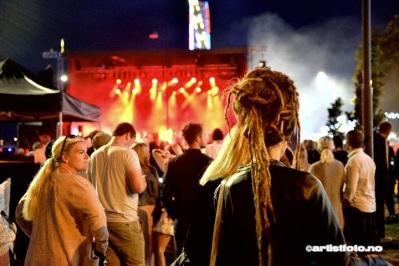 Skalldyfestivalen 2018 / Foto: Sofie Launes Nomeland