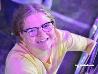 Tina Kathrine Annensen / Foto: Sofie Launes Nomeland
