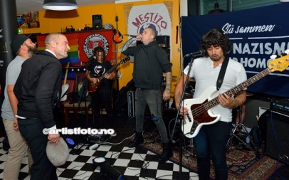 Tranqidiots på Café Mestizo
