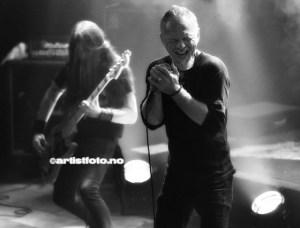 Candlemass på Southern Discomfort 2018. Foto: Svein Erik Nomeland