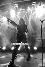 Carach Angren på Southern Discomfort 2018. Foto: Svein Erik Nomeland