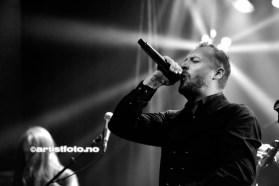 Profane Burial På Southern Discomfort 2018. Foto: Svein Erik Nomeland