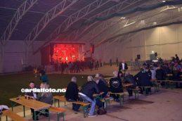 Banken Arena i Kvinesdal, Foto: Svein Erik Nomeland