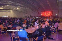 Bildet ble tatt tidlig på kvelden under kira J s konsert. Foto: Svein Erik Nomeland