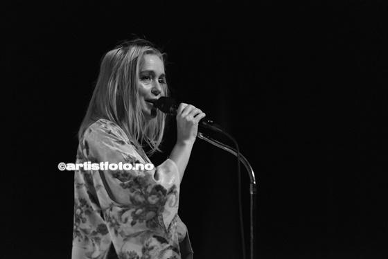 Lisa Ekdahl i Kilden 4/10.2018, Kristiansand