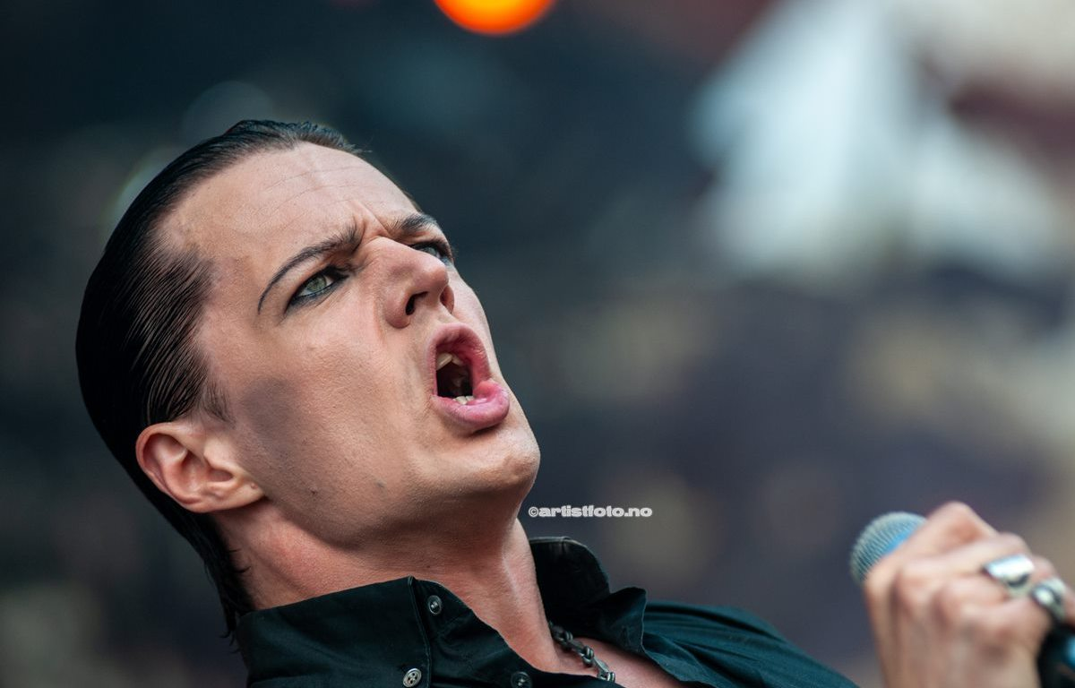 Satyricon, Norway Rock 2009. Foto: Svein Erik Nomeland (header)