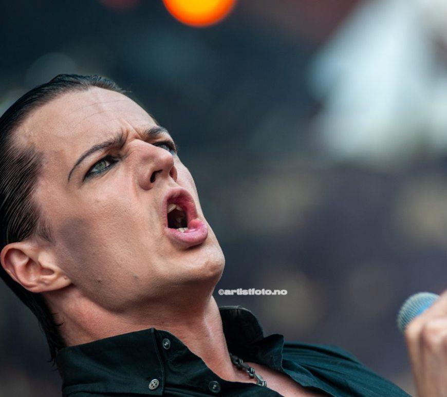 Satyricon, Norway Rock 2009. Foto: Svein Erik Nomeland (header)