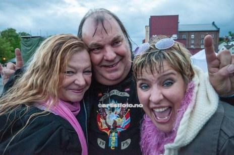 Whitesnake i Larvik 2009. Foto: Svein Erik Nomeland
