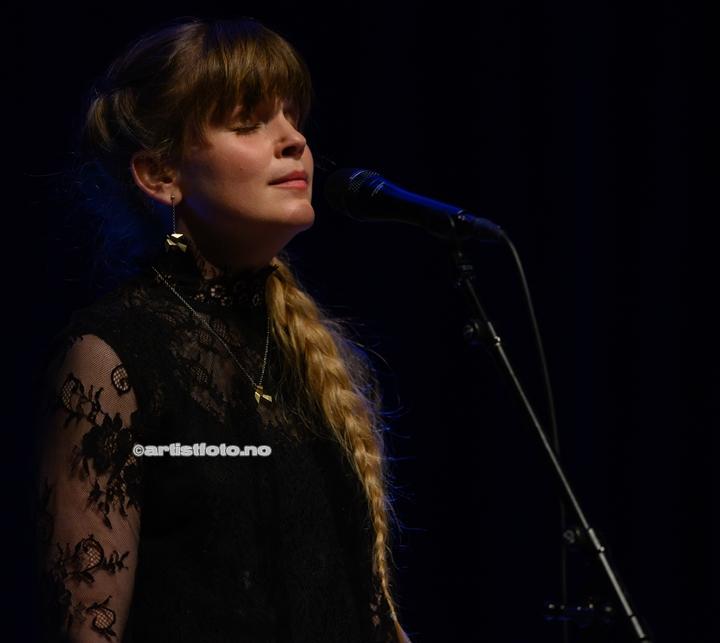 Gunnhild Sundli, i Gåte, Kilden. Foto: Svein Erik Nomeland