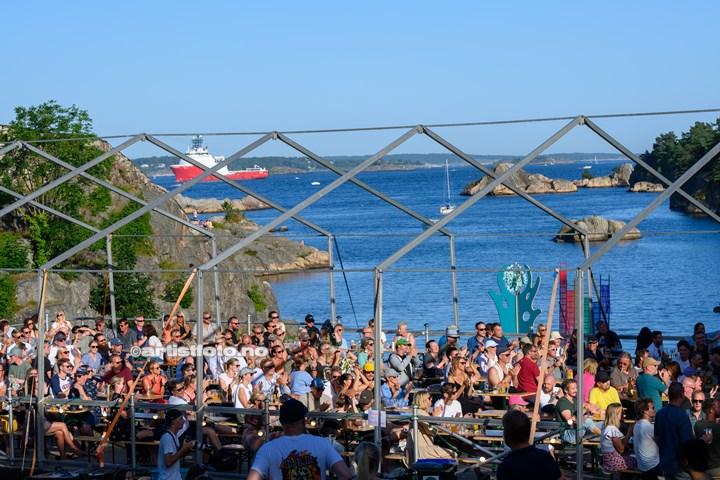 Tønes på Bendiks i Kristiansand. Foto: Svein Erik Nomeland